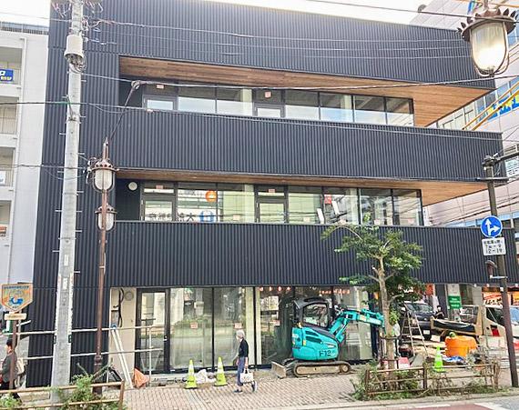 新築ビル大船プロジェクト