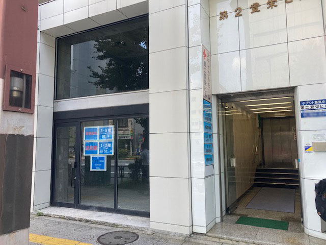 JR神田駅 徒歩1分のテナント物件(喫茶カフェ・医療募集)